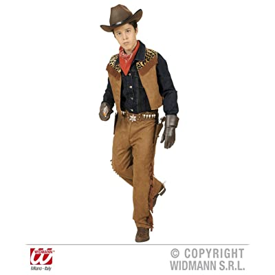 Générique Déguisement cowboy garçon 8 à 10 ans