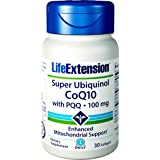 Life Extension Super Ubiquinol CoQ10 with PQQ, 30 Softgels