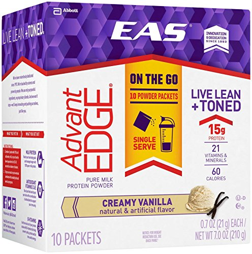 EAS Advantedge Protein Packets Vanilla