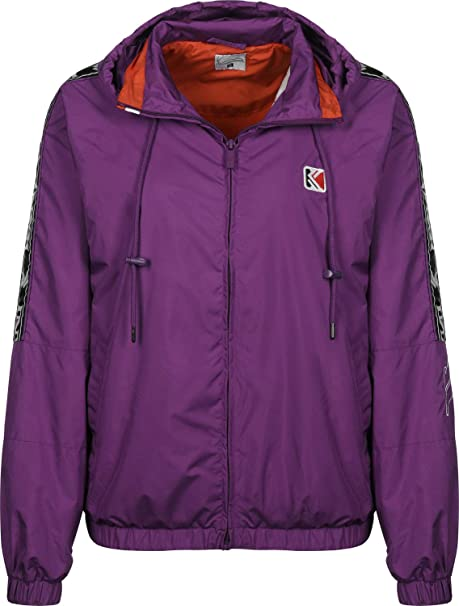 Karl Kani Tape W Chaqueta de deporte purple/red: Amazon.es ...