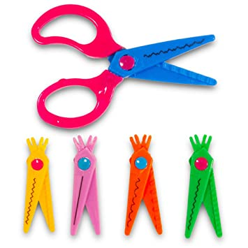 Playskool Safety Scissors Set For Toddlers Preschoolers 2