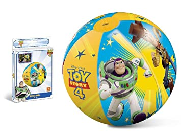 Toy Story- Hinchable Piscina 4-Balon Playa 50Cm Brazaletes y ...
