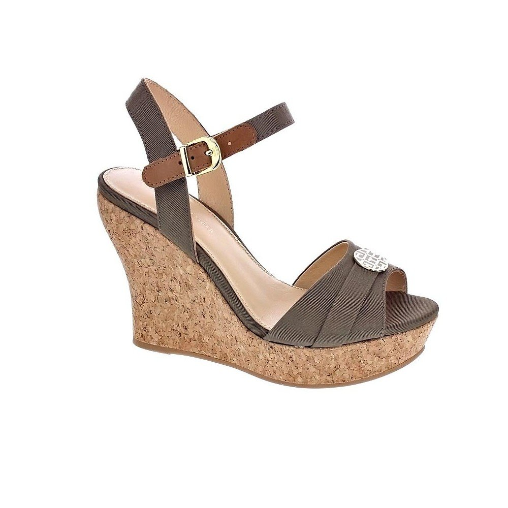 TOMMY HILFIGER (TAUPE Irene 10D, Damens's Sandales, (TAUPE HILFIGER 255), (40 EU) e91ac1