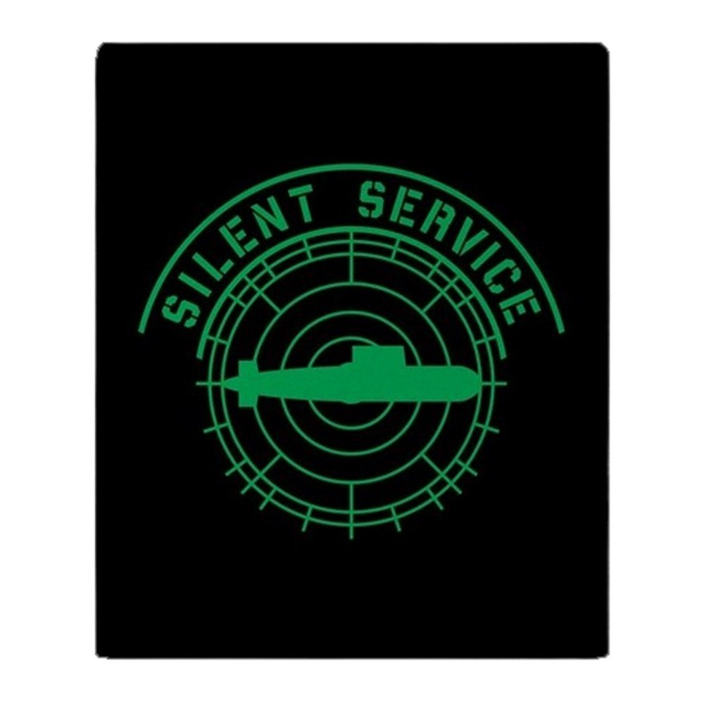 "CafePress U.S. Navy Silent Service Soft Fleece Throw Blanket, 50""x60"" Stadium Blanket"