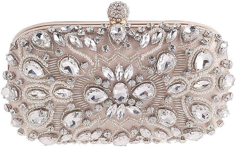New Ladies Designer Oval Satin Womens Clutch Evening Bag Bridal Bridesmaid Prom