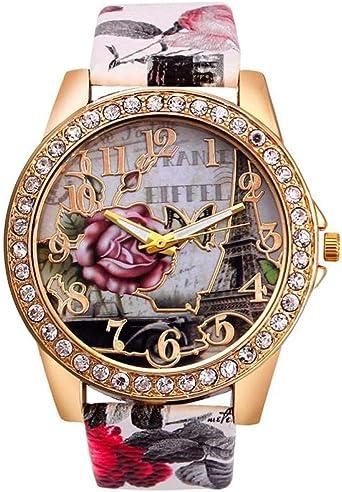 montre bracelet cuir pour femme