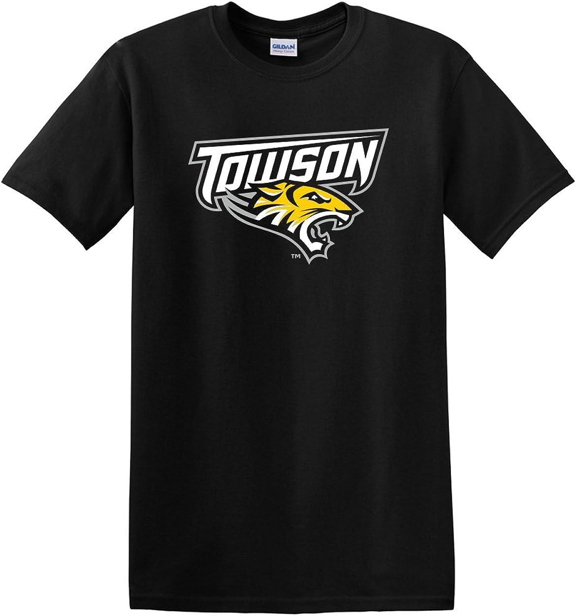 NCAA Towson Tigers T-Shirt V1