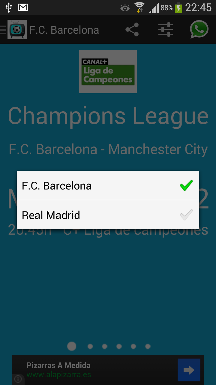 Amazon.com: Football Channel Next Match TV: Appstore for Android
