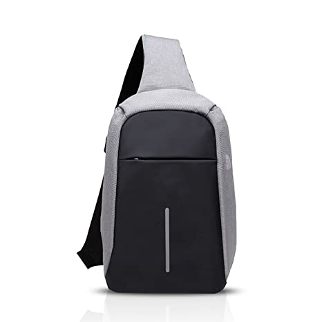 a4269cc0c9 FANDARE New Fashion Shoulder Anti-Theft Backpack Cross Body Bag Outdoor  Sling Bag Chest Pack