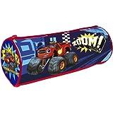Nickelodeon Blaze Monster Trucks Blaze Monster Truck Barrel Pvc