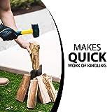 East World Wood Splitter The Axe Wedge Kindling