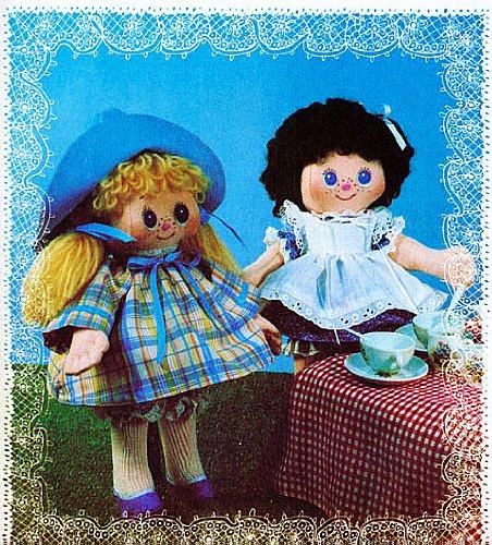 Daisymae Dolls, Original Cloth Doll Patterns, 14