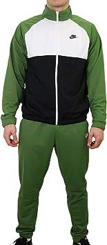 Nike M NSW CE TRK Suit PK - Chándal Hombre: Amazon.es ...