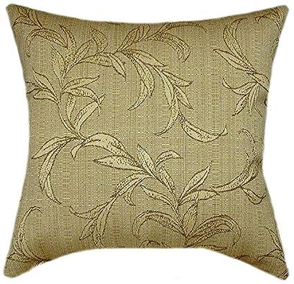 70b3b0177d Amazon.com: TPO Design, Sunbrella Bessemer 1000 Outdoor Floral Throw ...