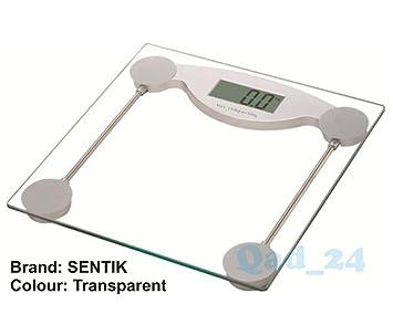 Amazon.com: Sentik o Salter Ultra Slim LCD Digital ...