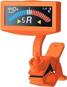 Korg PitchCrow-G AW-4G-OR - Corcho para bicicleta, color naranja