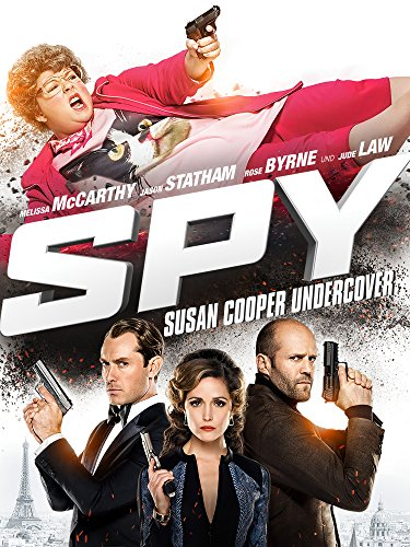 Filmcover Spy - Susan Cooper Undercover