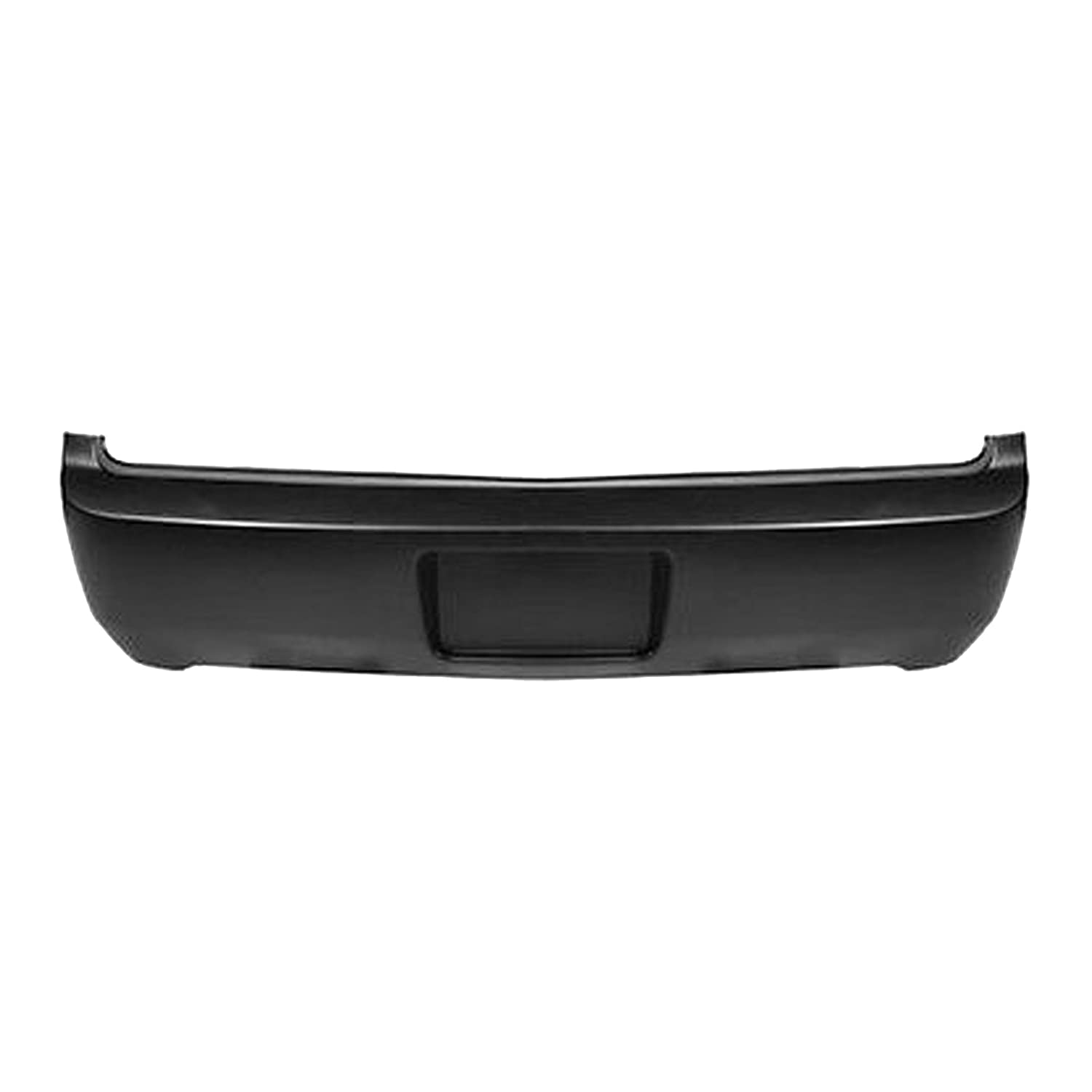 Painted to Match FO1100387 MBI AUTO Rear Bumper Cover for 2005-2009 Ford Mustang GT 6 Cylinder 05-09