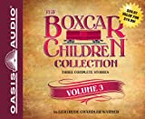 The Boxcar Children Collection Volume 3: The Woodshed Mystery, The Lighthouse Mystery, Mountain Top Mystery