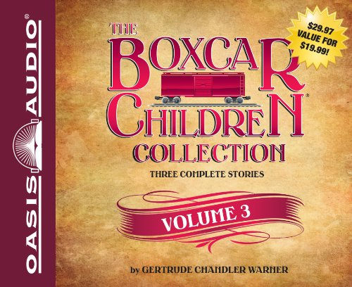 The Boxcar Children Collection Volume 3: The Woodshed Mystery, The Lighthouse Mystery, Mountain Top ()