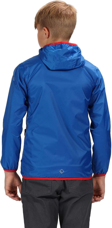 Neu Regatta Regenjacke LEVER II für Jungen 10198088 für Jungen rot
