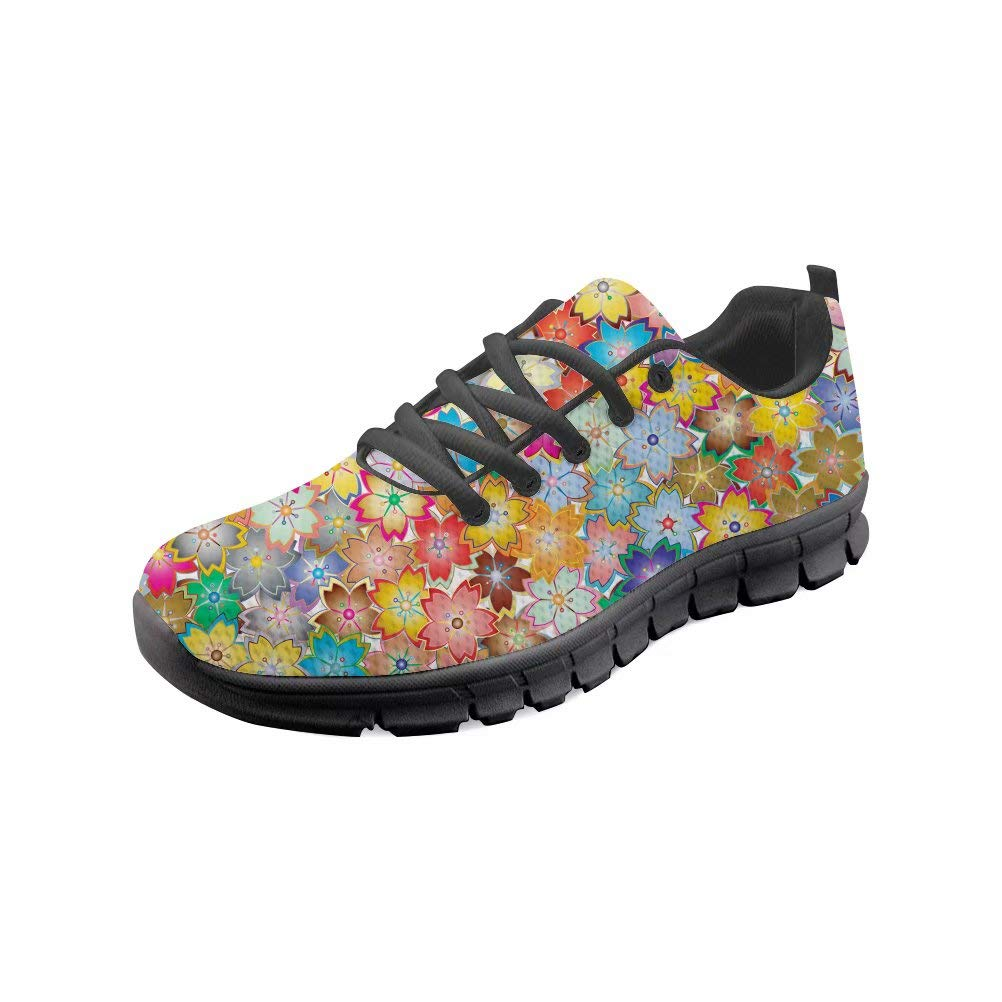 Boatee Womens Fashion Sneakers Comfy Casual Walking Shoes Athletic Sports Running Shoe