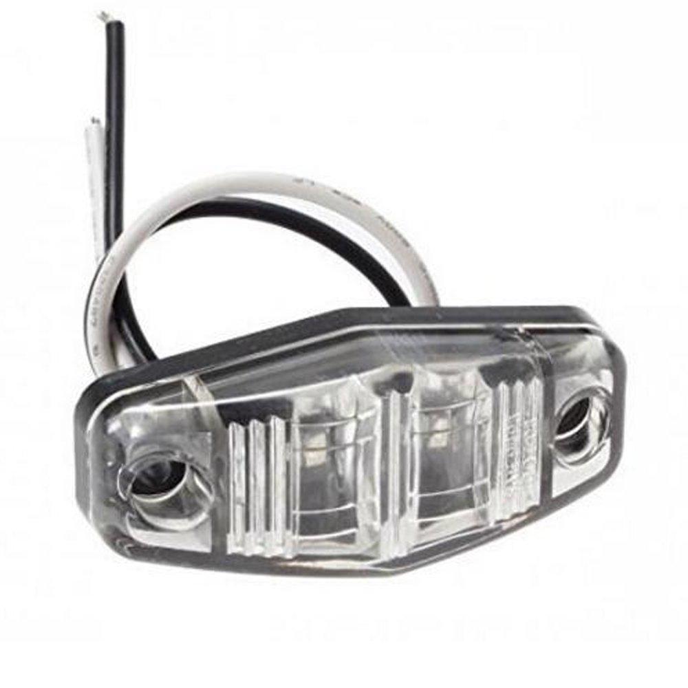 lampadina 12/V 24/V camion luci posteriori marchio E per auto indicatori laterali a LED 10 pezzi luci di parcheggio rimorchi PolarLander