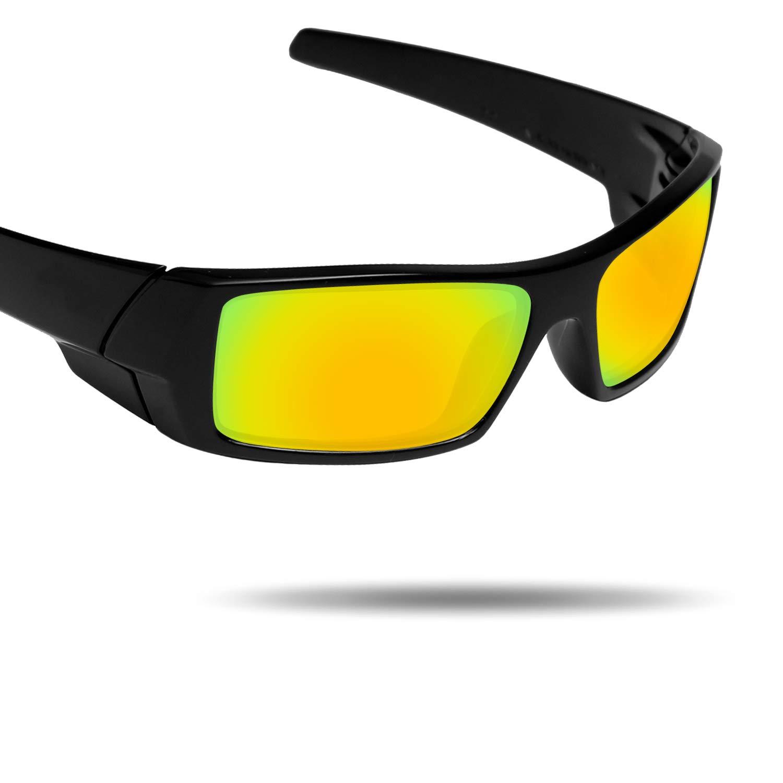 Amazon.com  Fiskr Anti-saltwater Polarized Lenses Compatible with Oakley  Gascan Sunglasses - Various Colors  Clothing e8cbfcf236