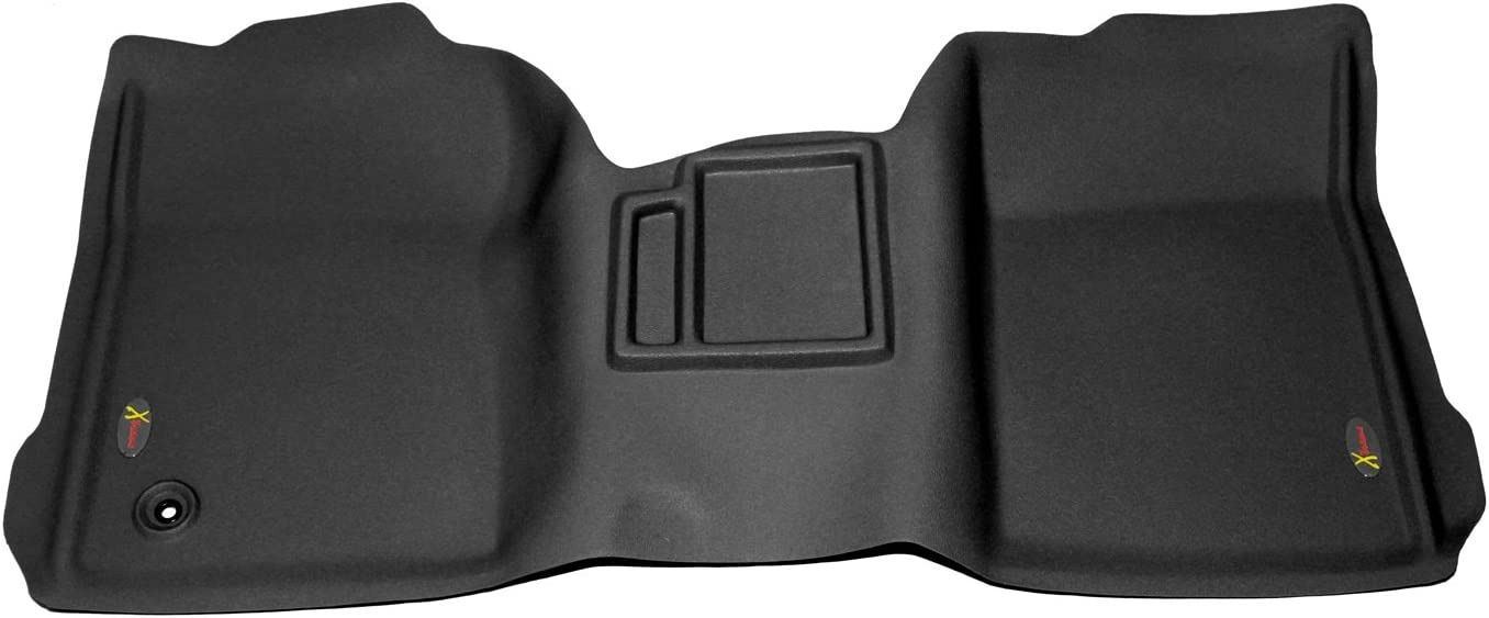 Lund 482101 Catch-All Xtreme Plus Black Front Floor Mat