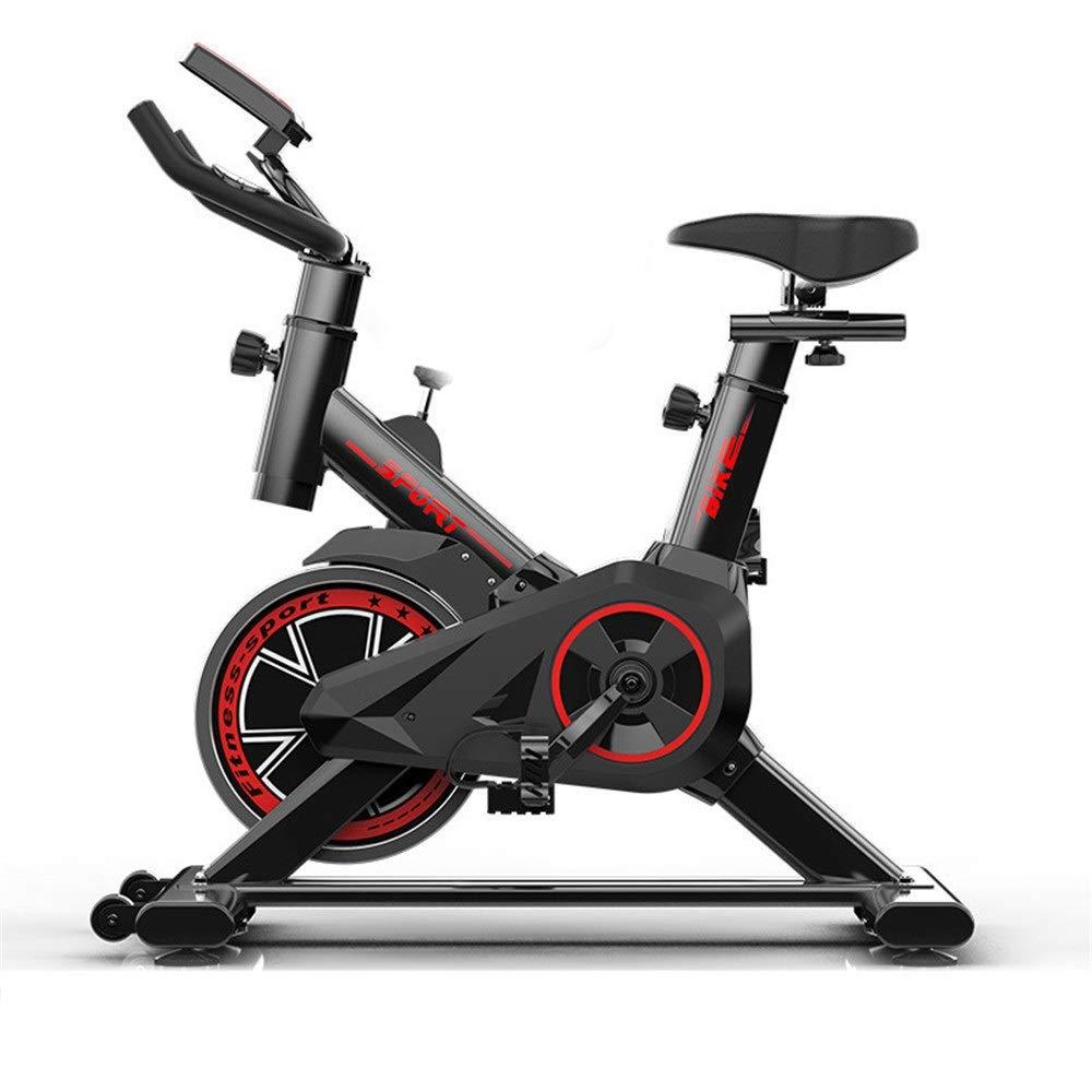 室内サイクリングエアロバイク トレーニングコンピュータと楕円クロストレーナーで高度なミュートフィットネス自転車 Fitness Cardio Homeサイクリング   B07SPBVHX6