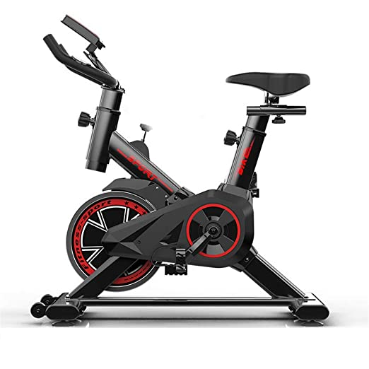 Goodvk-sport Bicicleta de Spinning Mute Fitness Bicycle Advanced ...