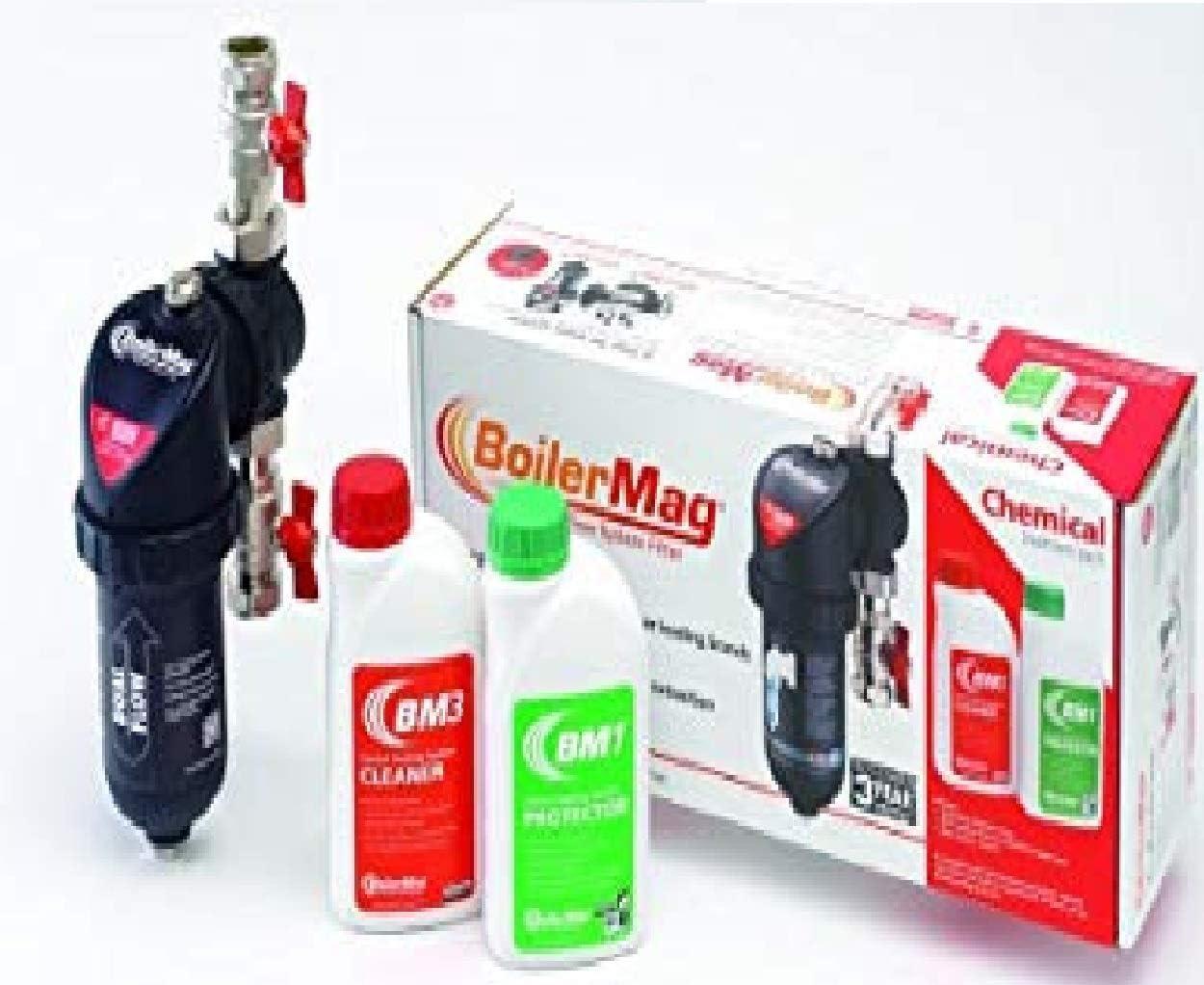 BoilerMag Filtre pour syst/ème de chauffage 22/mm