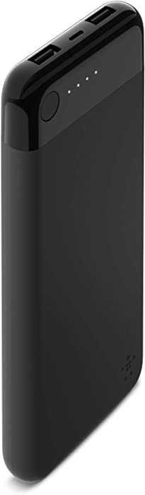 Belkin Boost Charge Power Bank 10K with Lightning Connector.