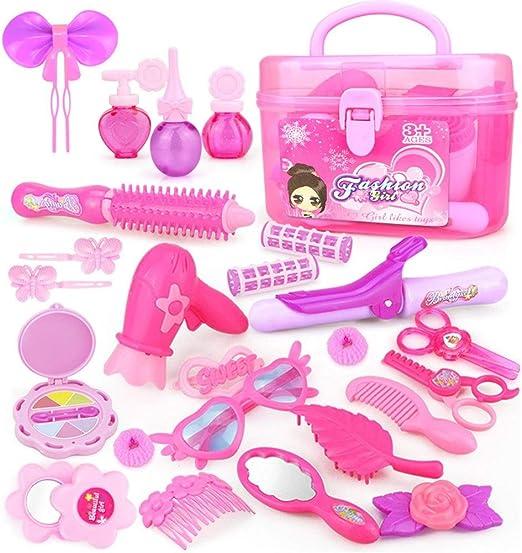 Cute Princess Pretend Makeup Set Make Up Kids Girls Simulation Children Toy Gift