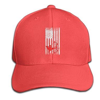 HaiYI-ltd Gorra de béisbol Ajustable con diseño de la Bandera de ...
