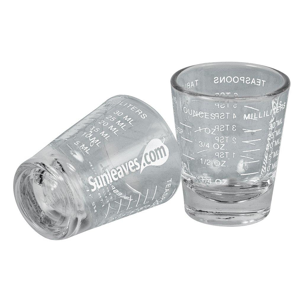 30ml Clear Glass Winchester Bottle