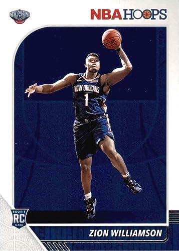 2019 2020 Hoops NBA Basketball Series Juego completo de 300 cartas ...