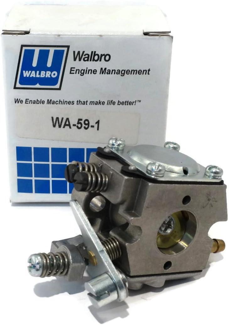 FOR Walbro WA-59//WA-59-1 CARBURETOR Carb Echo Mantis Tillers SV-2A SV-2AE