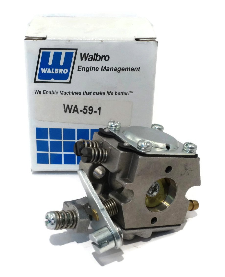 Oem Walbro Carburetor Carb Wa 59 Echo Mantis Tiller Diagram Further Wt Rebuild On Zama Cultivators Sv 2a 2ae Garden Outdoor