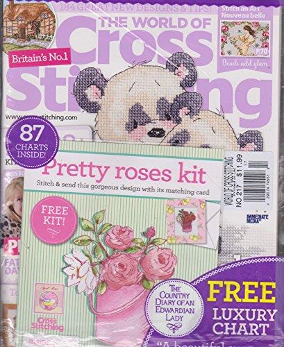 (The World of Cross Stitching Magazine Number 217)