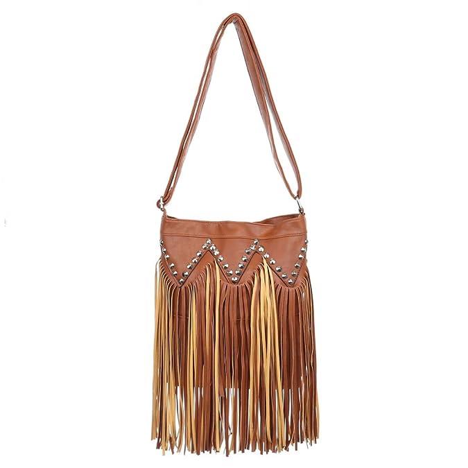 Damen Handtasche Tasche Schultertasche 0909 Ital-design