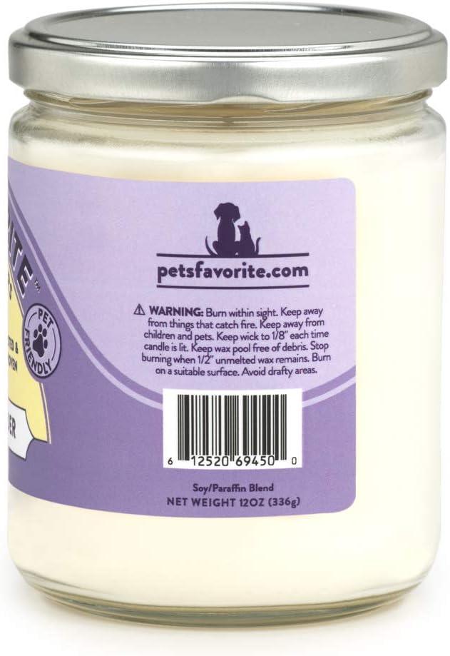 Mejores velas para el olor de las mascotas