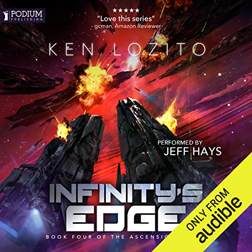 Infinity's Edge: Ascension, Book 4 ()