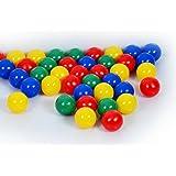 Verantwortlich 100 Koenig-tom Bällebad Bälle Dunkel-blau Baby Spielzeug
