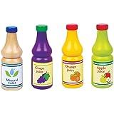 Lelin Wooden Childrens Drinks Juice Beverage Kitchen Pretend Play Toy