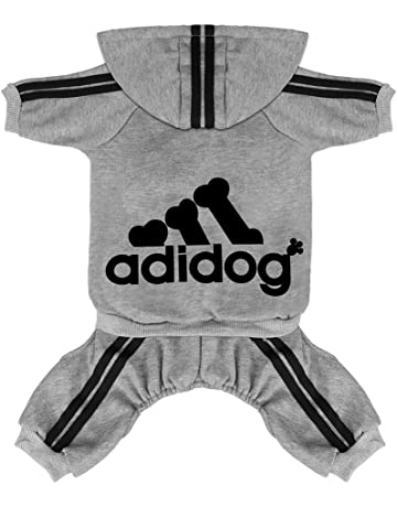 b8219e75 Scheppend Original Adidog Pet Clothes for Dog Cat Puppy Hoodies Coat Winter  Sweatshirt Warm Sweater Dog