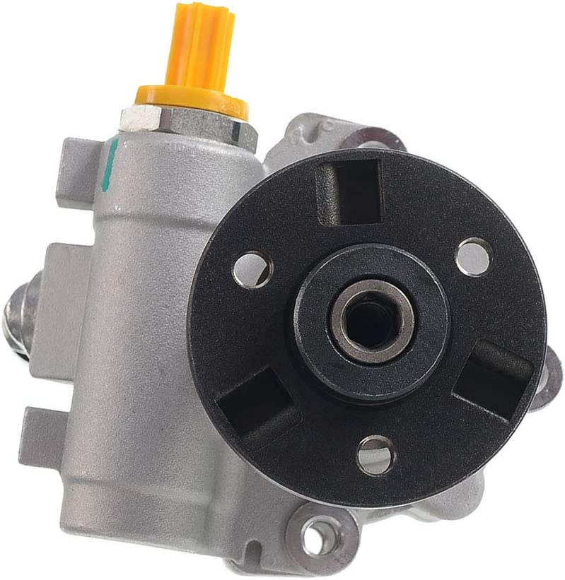 A-Premium Power Steering Pump Without Pulley Replacement for BMW E90 E91 128i 323i 325i 325xi 328i 328xi 330i 330xi 2006-2013