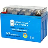 Mighty Max Battery YTX9-BS Gel Battery for Honda EU3000 Generator 2000-2011 Brand Product