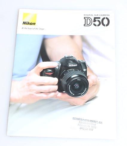 amazon com nikon d50 manual camera photo rh amazon com nikon d50 manual exposure nikon d50 manual pdf free
