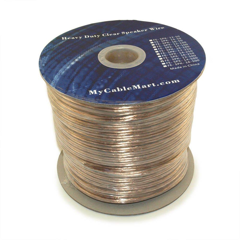 早割クーポン! mycablemartスピーカーワイヤ、500 ft、12 AWG銅Enhanced Loud酸素   B01DFT513I, イワセマチ b3209d6d